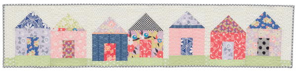 8-Row-Houses-quilt-designed-by-Carrie-Nelson