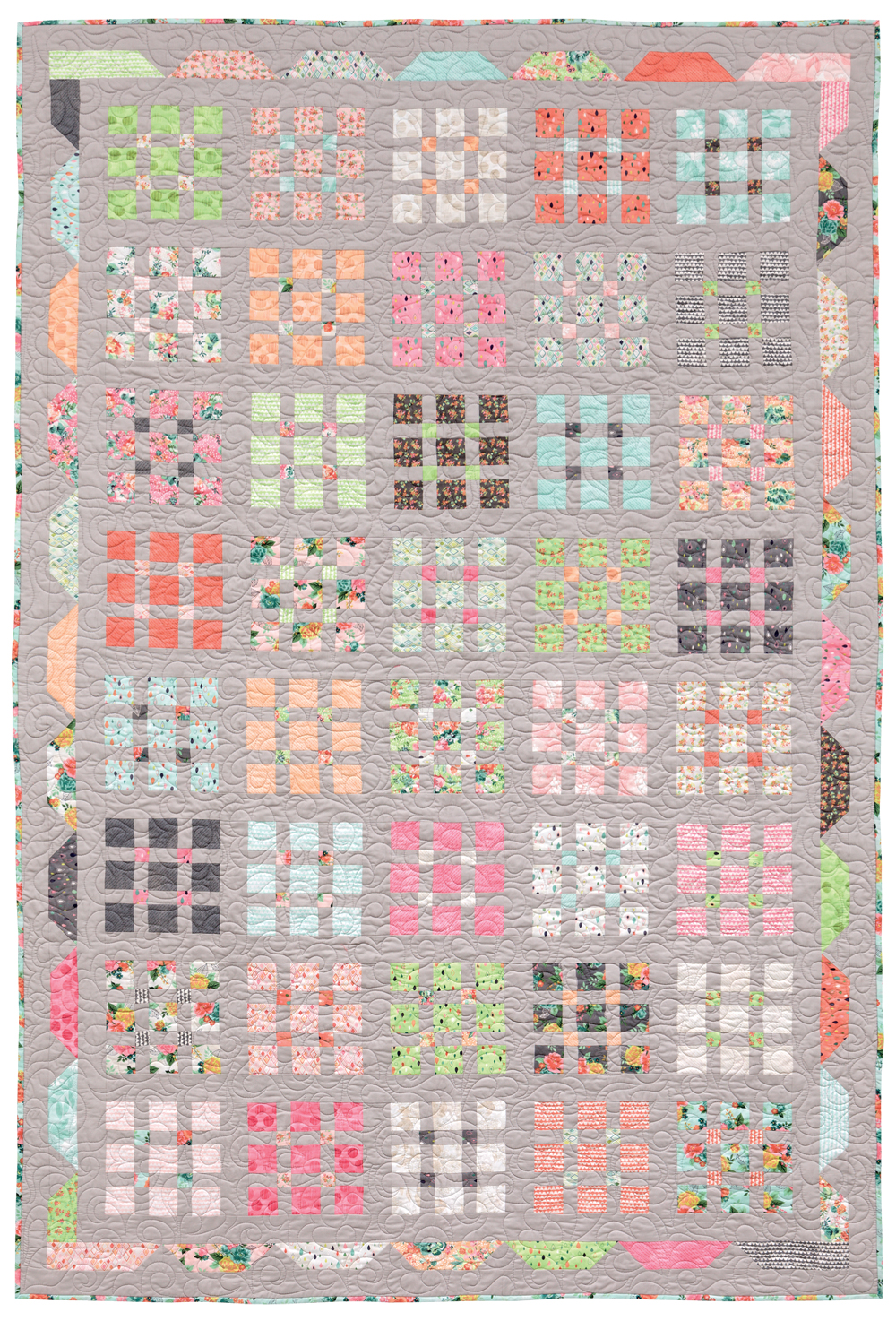 On the Grid quilt