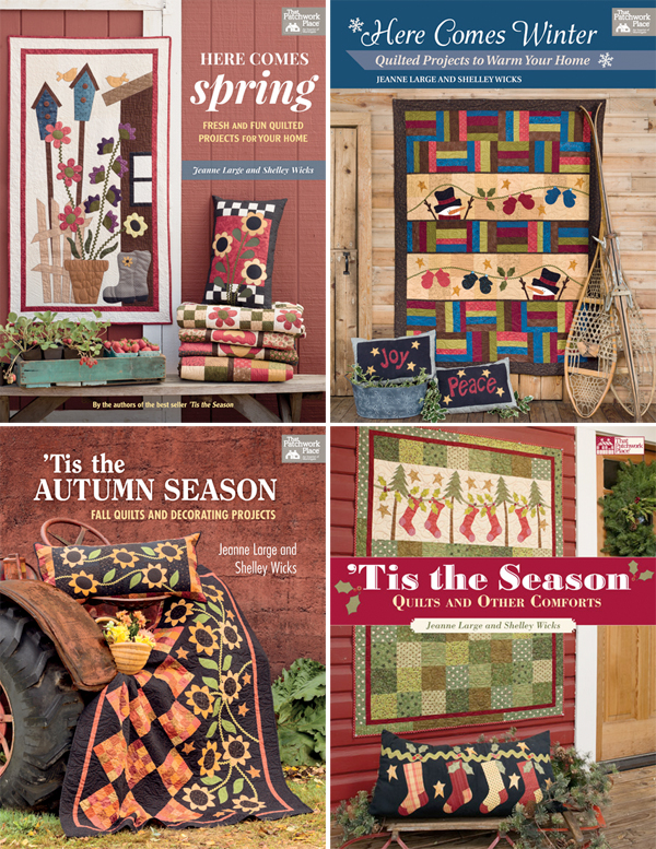 Quilt-books-from-The-Quilt-Patch