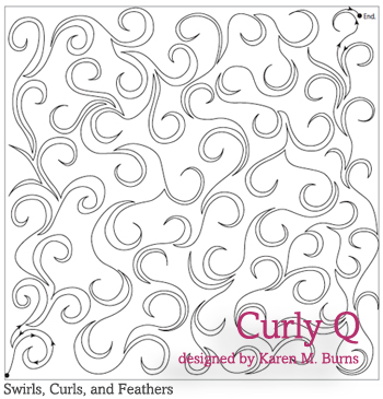 Curly-Q-doodle-pattern