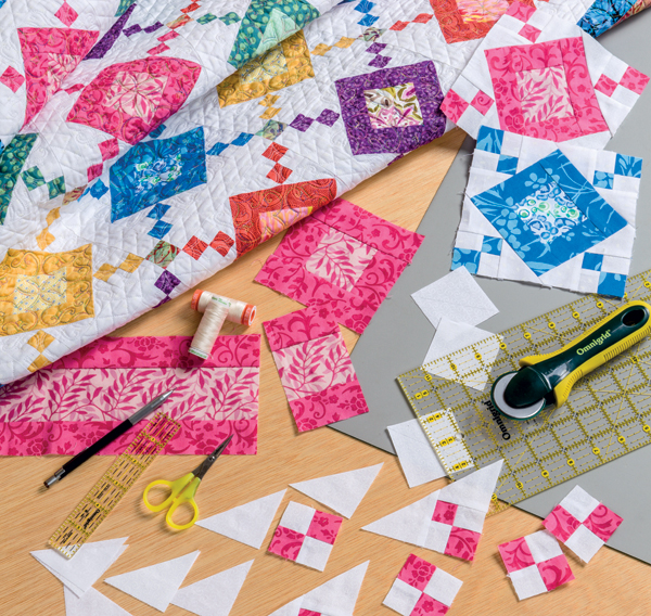 From the book Quiltmaking Essentials I
