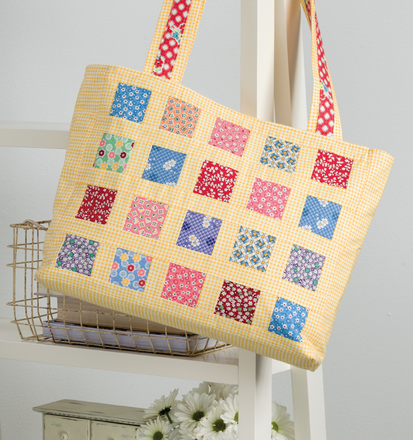 All Squared Up tote