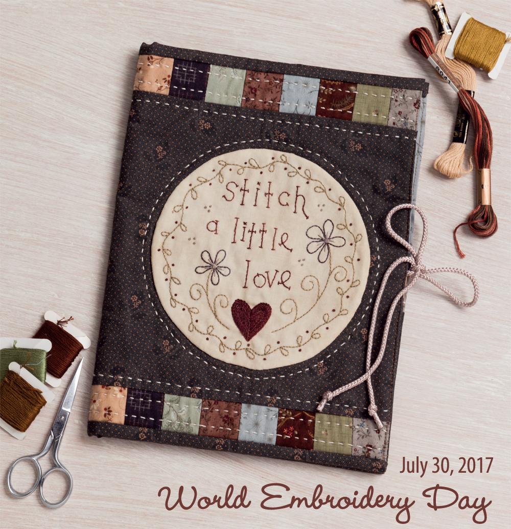 World Embroidery Day 2017