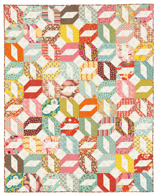 Picnic Jelly Roll quilt