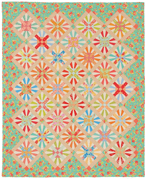 Airboats quilt