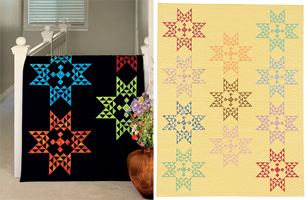 Cathedral Ceiling quilt