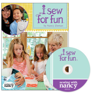 I Sew for Fun by Nancy Zieman