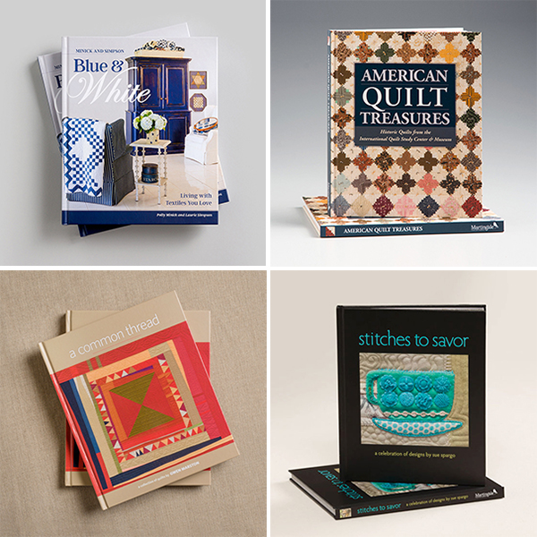 Martingale coffee-table books