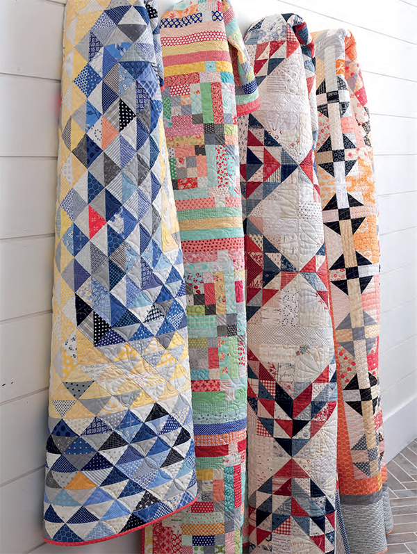 Quilts from Oh, Scrap!