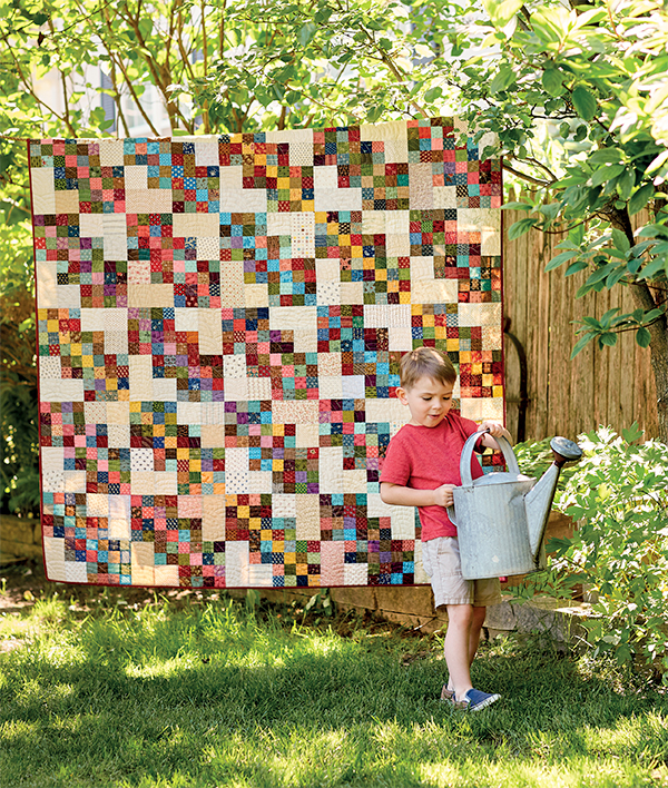 Stair Steps quilt