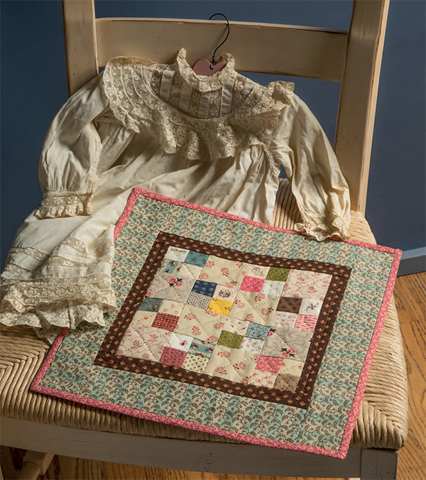 Child's Play quilt