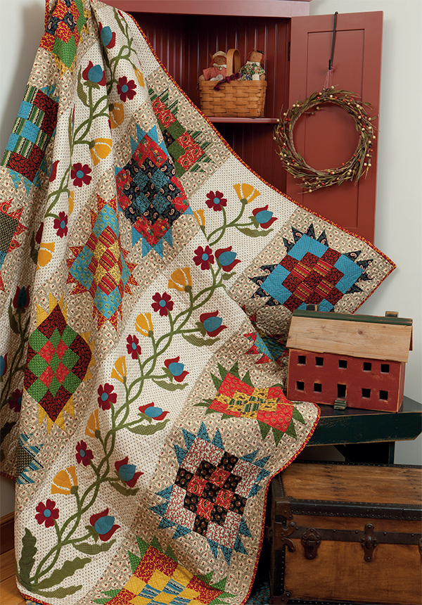 Jeanette's Quilt