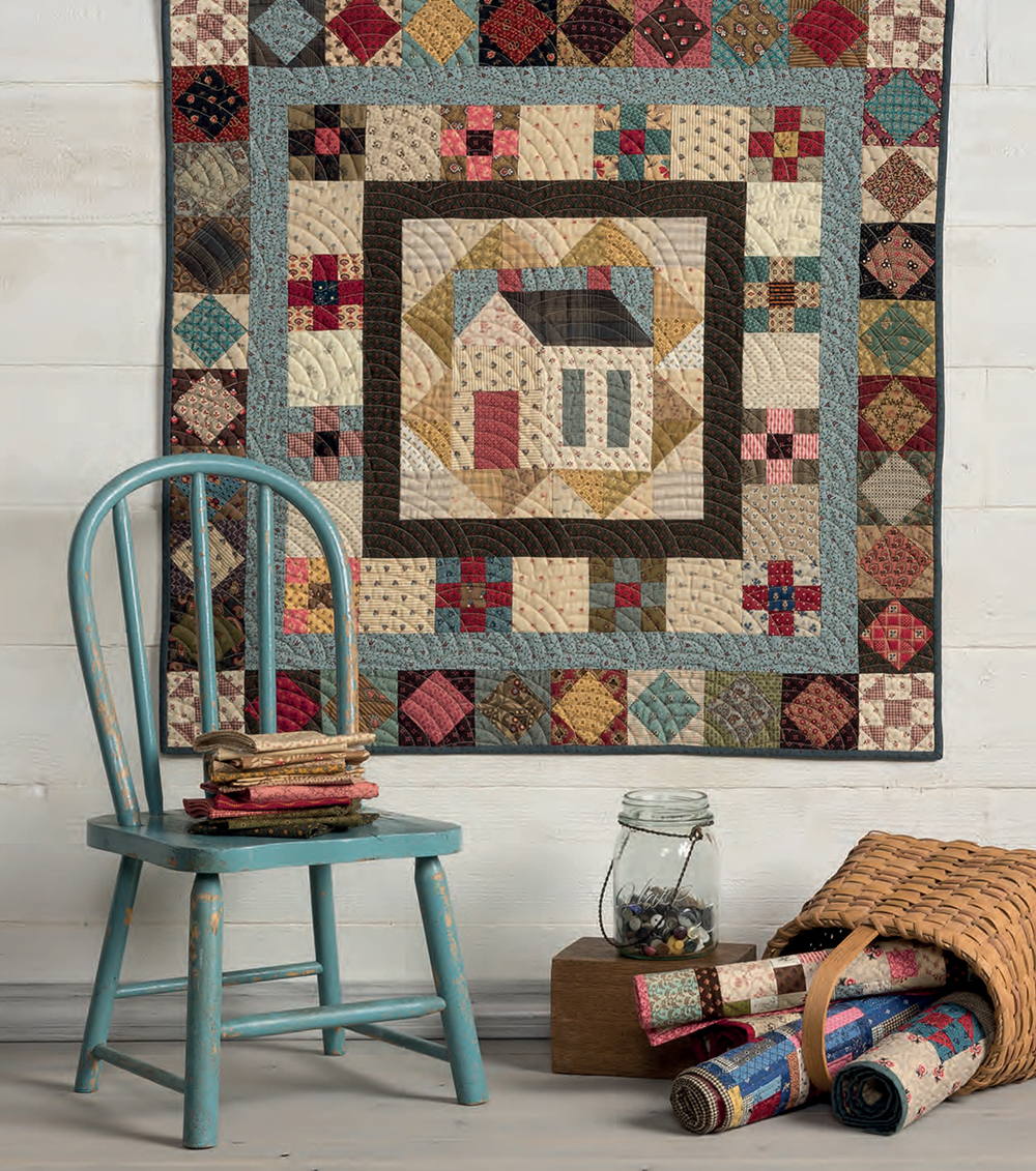 Welcome Home quilt