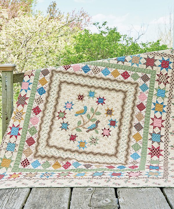 Enduring Love quilt
