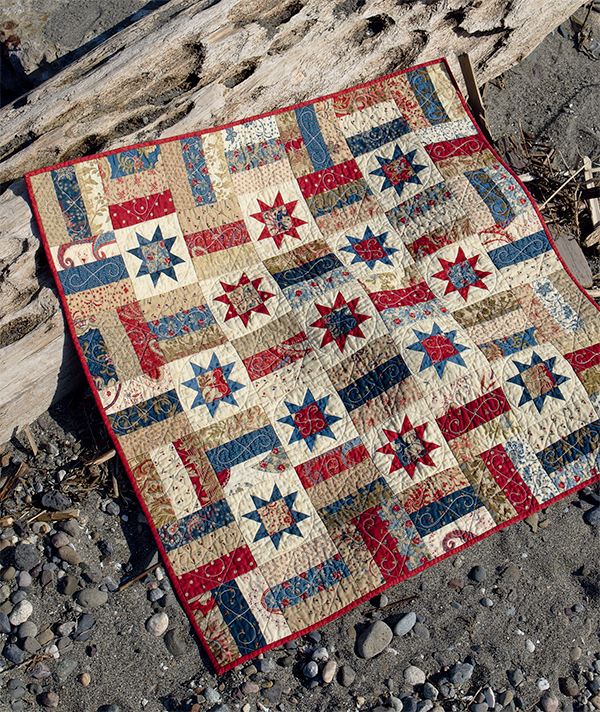 Lincoln quilt