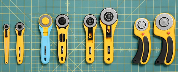 Twice The Life Cycle Of Standard Blades OLFA 45mm Rotary Cutter Endurance Blade