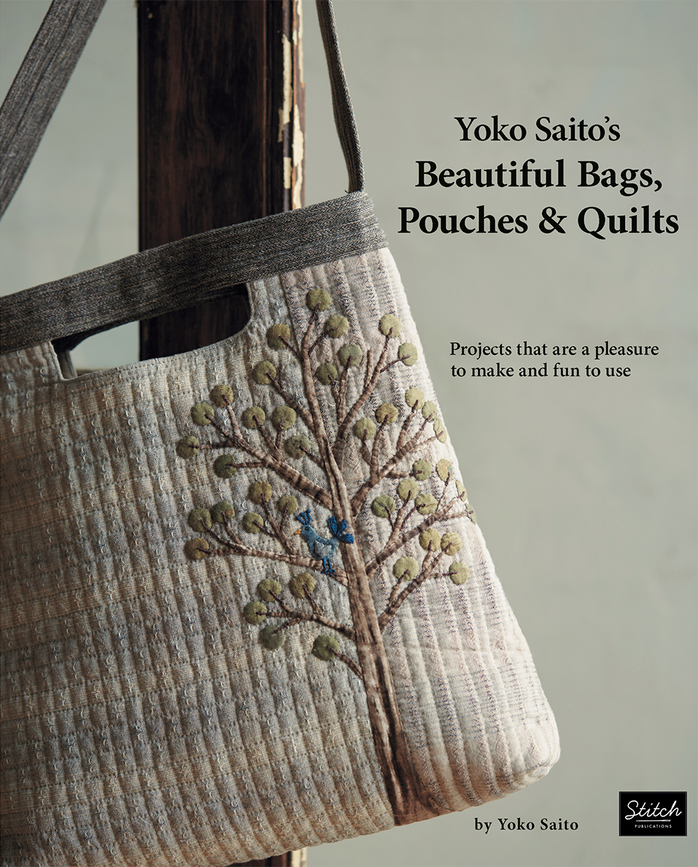 Yoko Saito's Beautiful Bags, Pouches & Quilts
