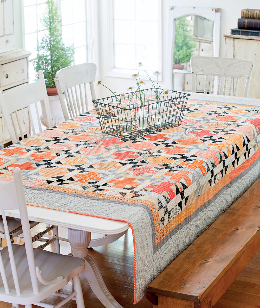 Awesomeland quilt