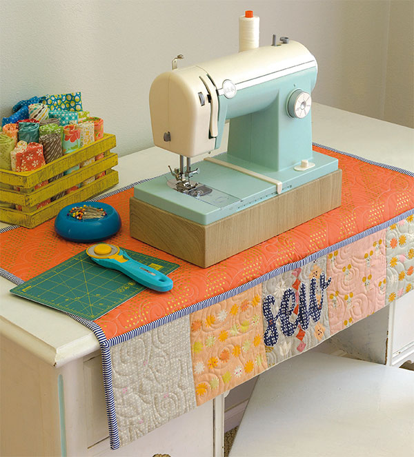 Sewing Machine Mat