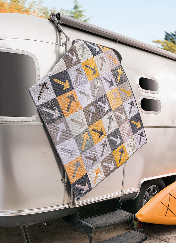 City Streets Quilt
