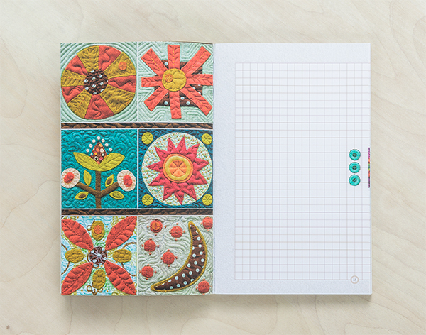 Sue Spargo's Creative Sketchbook and Journal