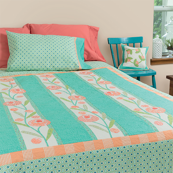 Meadow Breeze quilt
