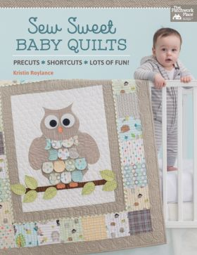 Sew Sweet Baby Quilts