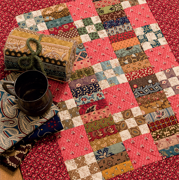 Small Joys quilt