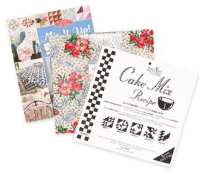 Moda's Cake Mix Papers