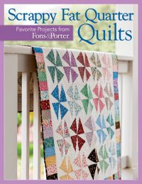 Scrappy Fat-Quarter Quilts
